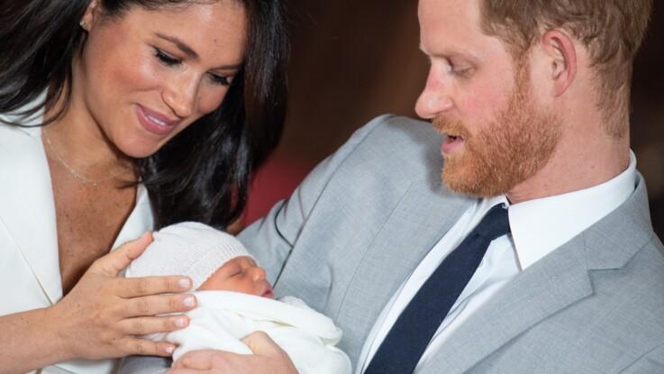Meghan Markle et Harry : leur bel hommage à Diana dans la chambre de leur fils Archie