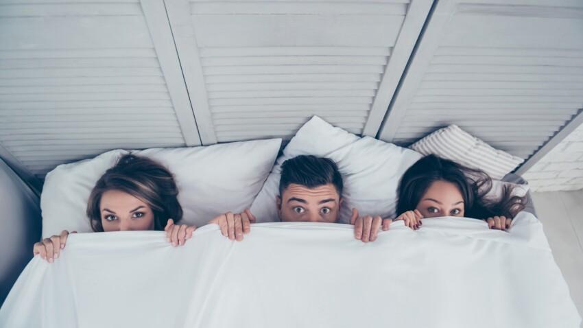 Plan à trois : le moyen pour certains couples de réparer une infidélité