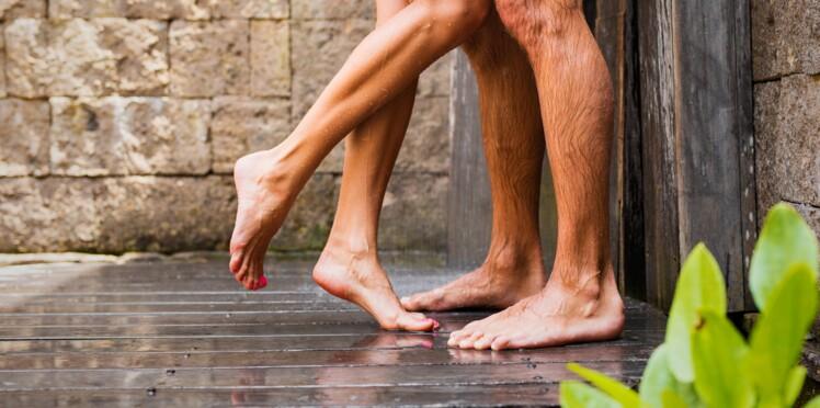Kamasutra : 20 positions pour faire l'amour sous la douche