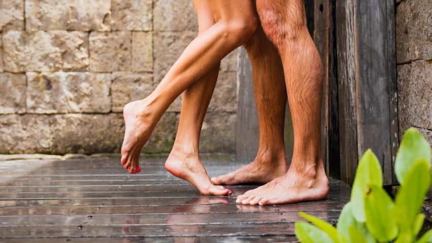 Kamasutra : 18 positions pour faire l'amour sous la douche