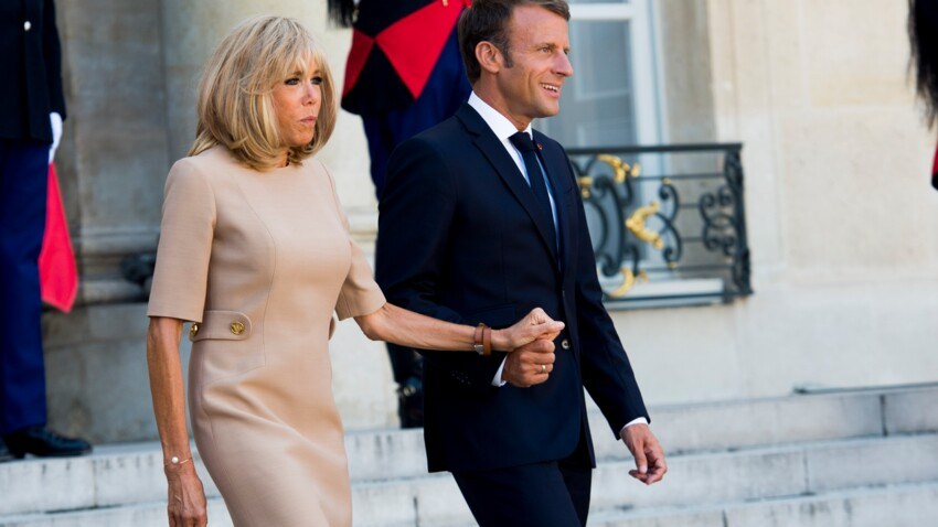 Emmanuel Macron Le Programme De Sa Pause Detente Et Sportive Au Touquet Avec Brigitte Macron Femme Actuelle Le Mag