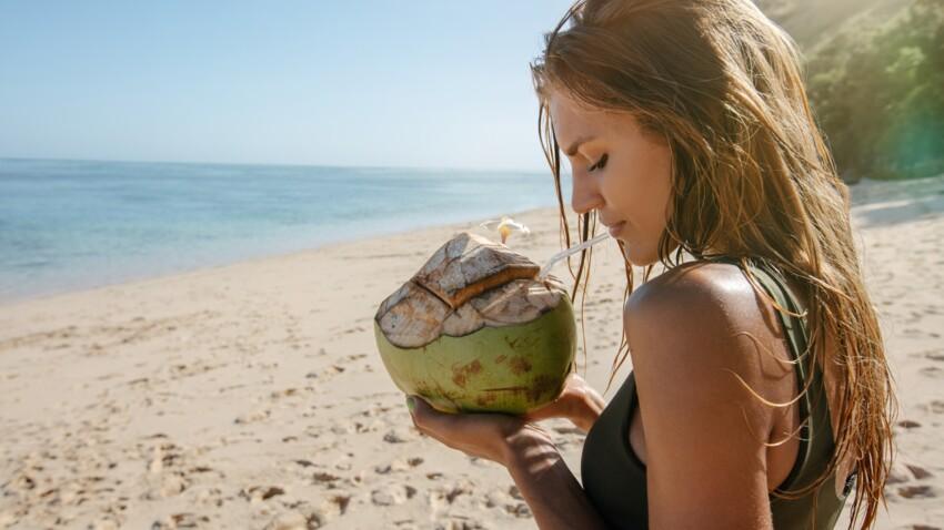 Eau de coco, jus de bouleau… 6 eaux végétales et leurs bienfaits pour la santé