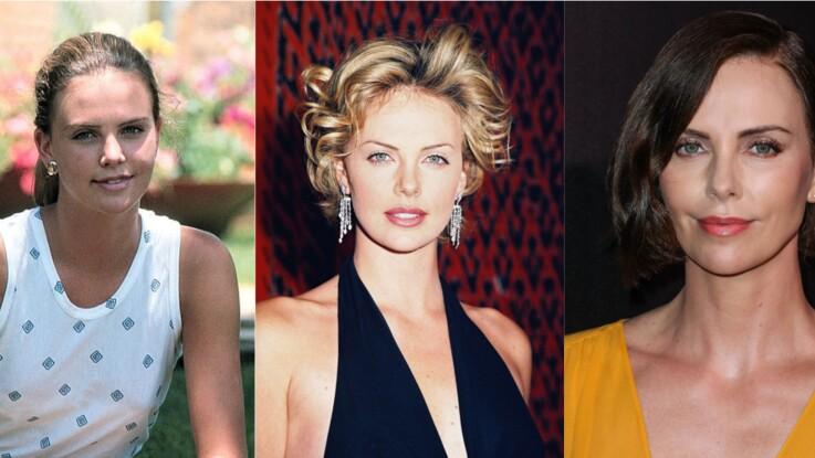 Charlize Theron : son évolution physique en images