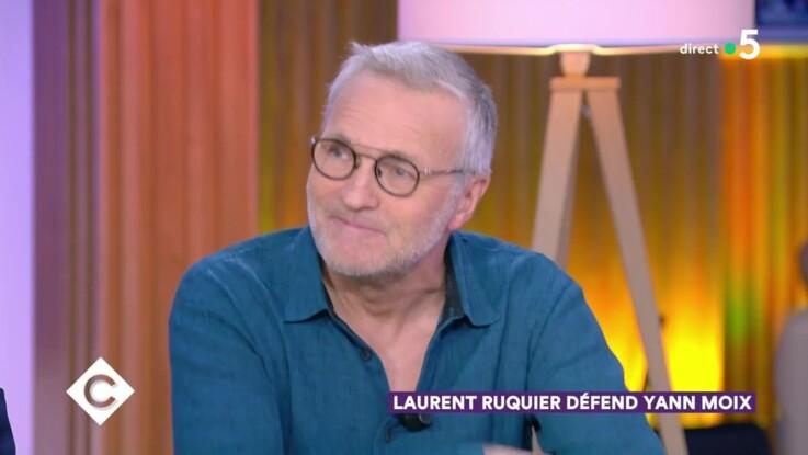 """Vidéo - Très remonté, Laurent Ruquier prend la défense de Yann Moix : """"Lâchez-le !"""""""