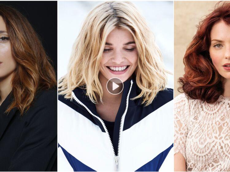 Femme Actuelle Coupes De Cheveux Mi Longs 2019 Nos Idées Canons à Adopter