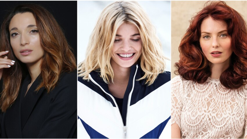 Coupes De Cheveux Mi Longs 2019 Nos Idées Canons à Adopter Femme Actuelle Le Mag