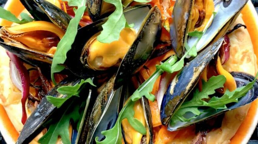 En sauce ou décortiquées, plus de 100 recettes de moules