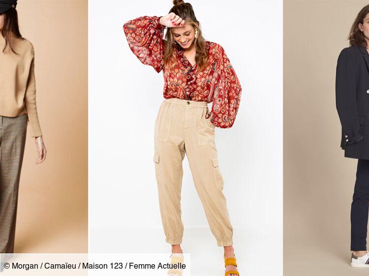 pantalon femme hiver 2020