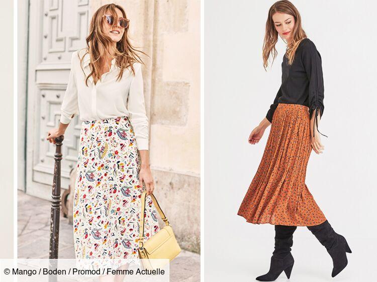 Les plus belles jupes de la rentrée (à porter dès maintenant
