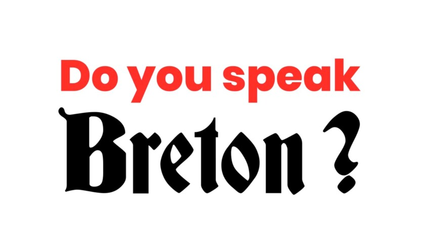Hello New York ! Do you speak Breton ?