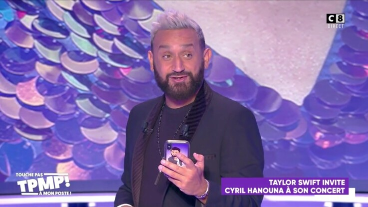 """Cyril Hanouna : mais qui est cette chanteuse mondialement connue qui le """"harcèle"""" pour le rencontrer ?"""