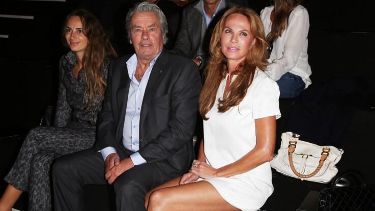 Photo - Alain Delon : le tendre message de son ex, Rosalie Van Breemen