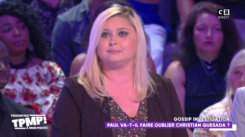 """""""Les 12 coups de midi"""" : Claire, la candidate qui a éliminé Christian Quesada, balance sur l'ex-champion de TF1"""