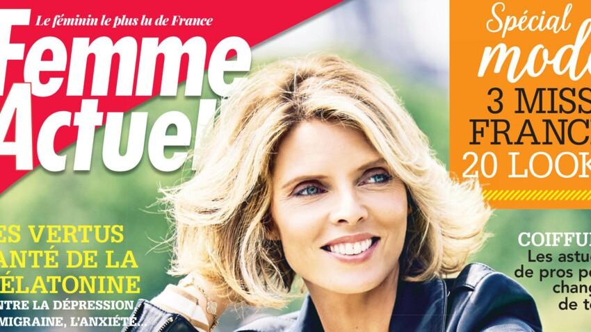 Photos - Sylvie Tellier, Linda Hardy et Camille Cerf : quand les Miss prennent la pose pour Femme Actuelle (la classe !)