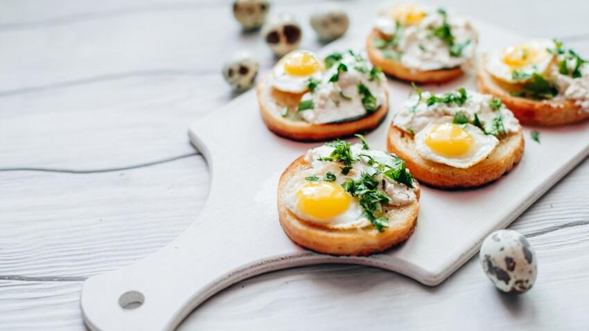 Comment réussir la cuisson des œufs de caille ?