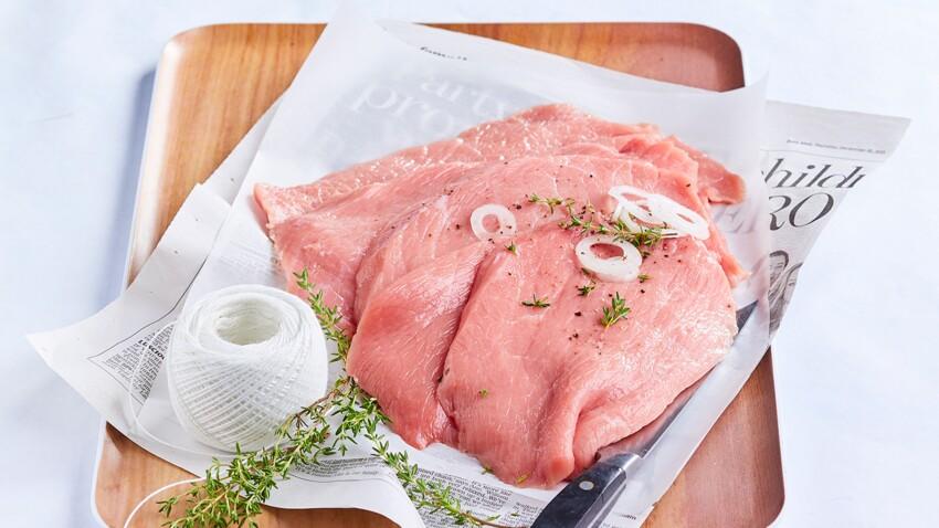 Comment réussir la cuisson de l'escalope de veau