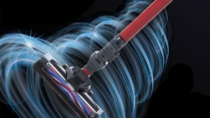Testé pour vous : l'aspirateur balai SilverCrest de Lidl
