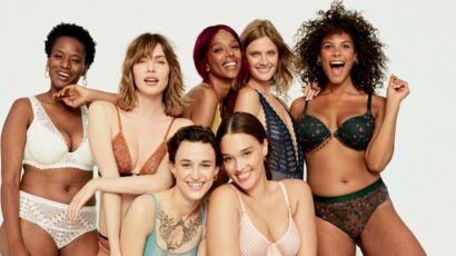 #FeelFree : quand Etam lingerie sublime toutes les beautés et les morphologies dans sa nouvelle campagne !