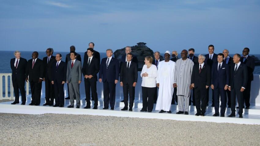 Emmanuel Macron : découvrez le prix de son dîner avec les Présidents du G7