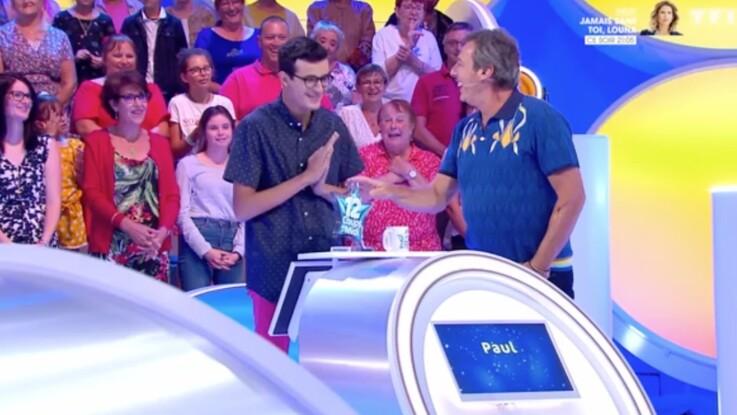 """""""Les 12 coups de midi"""" : quand Paul bluffe Jean-Luc Reichmann sur sa propre émission"""