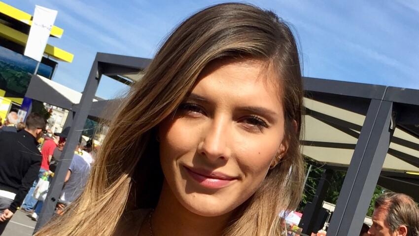 Photos - Camille Cerf : l'ancienne Miss France pose en lingerie fine et enflamme la Toile !