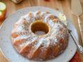 Recette de rentrée : le bundt cake à la pomme pour le goûter