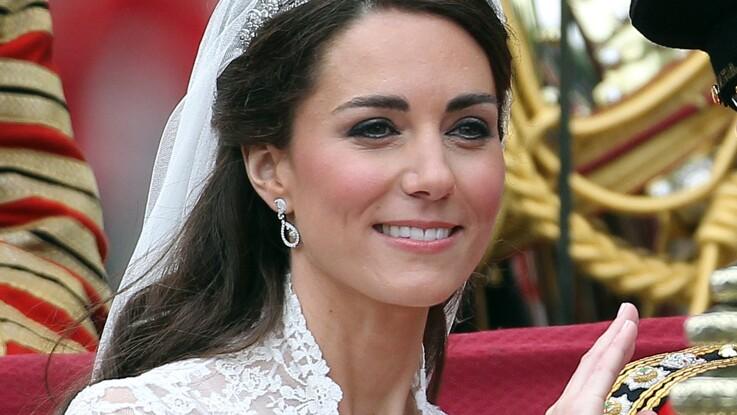 Découvrez l'eye-liner utilisé par Kate Middleton le jour de son mariage