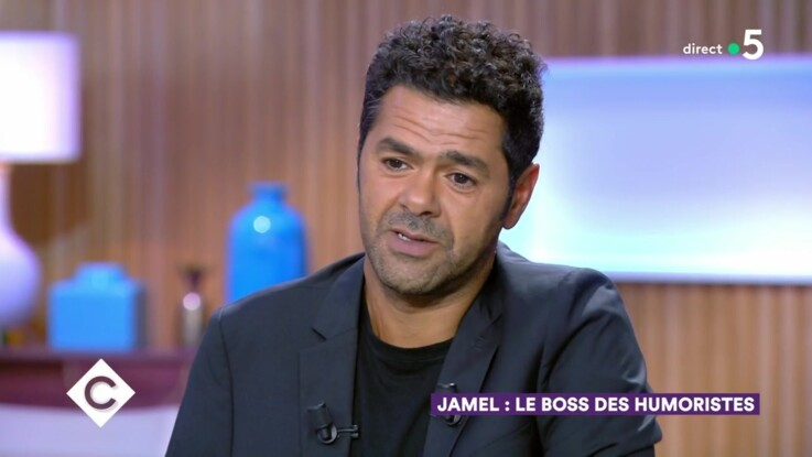 """Vidéo - """"Une mère hors-pair"""" : Jamel Debbouze fait une déclaration touchante à son épouse, Mélissa Theuriau"""