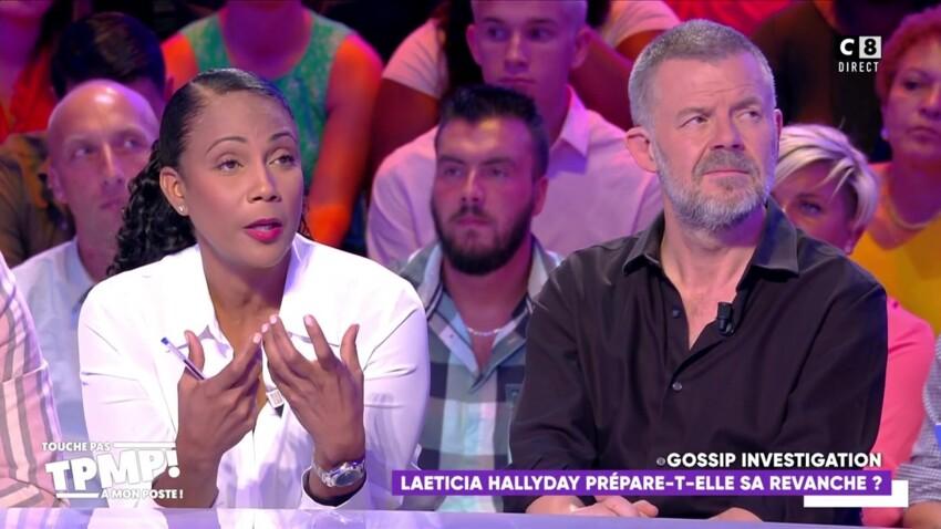 """""""TPMP"""" : André Boudou, le père de Laeticia Hallyday, responsable de la démission de Sébastien Farran ? Les chroniqueurs réagissent"""