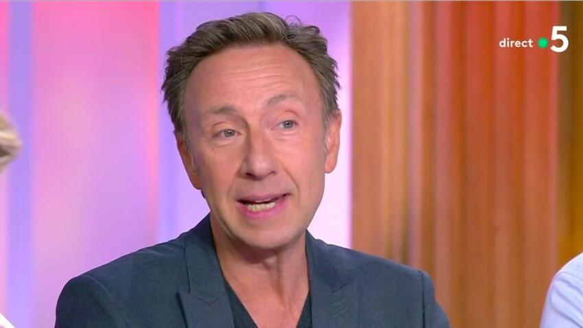 """Vidéo -""""C à vous"""" : Stéphane Bern prend la défense de Brigitte Macron : """"C'est vraiment bas et indigne"""""""