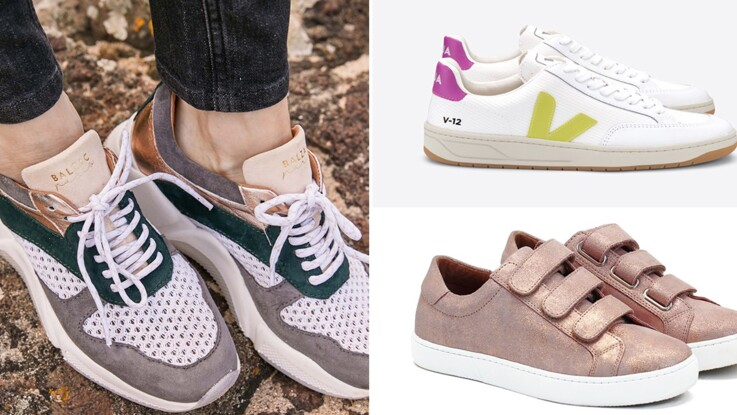 Baskets et sneakers : top 20 des modèles les plus stylés de la rentrée 2019 !