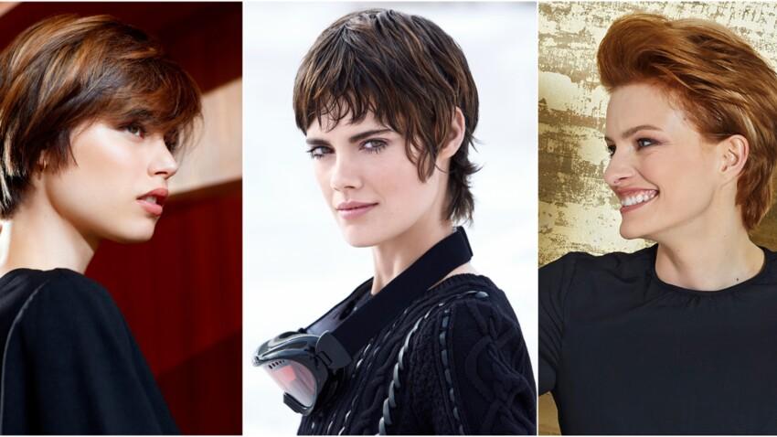 Cheveux courts : 8 façons de les coiffer