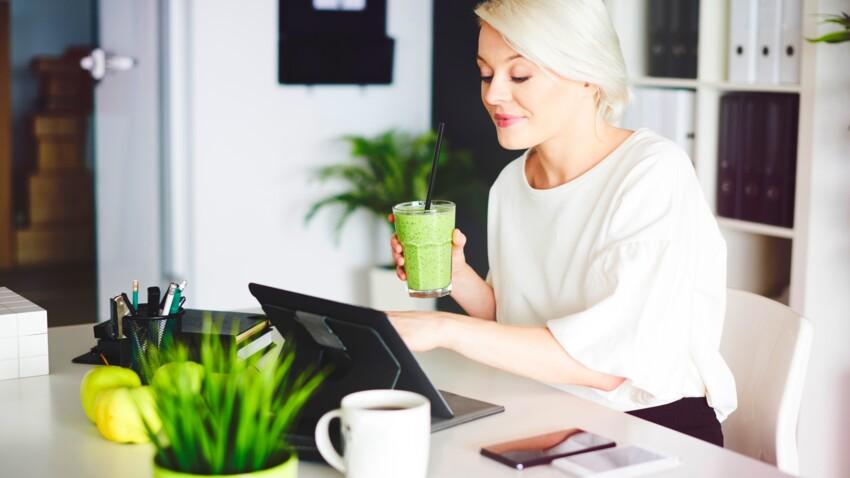 Perte de poids : 16 habitudes à mettre en place au bureau pour mincir l'air de rien