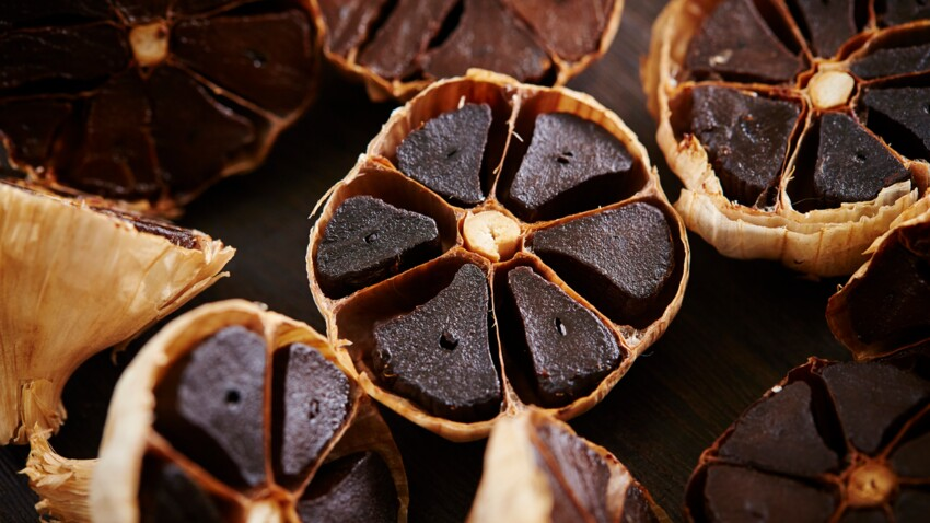 Antioxydant, anti-cholestérol : les 6 vertus santé de l'ail noir