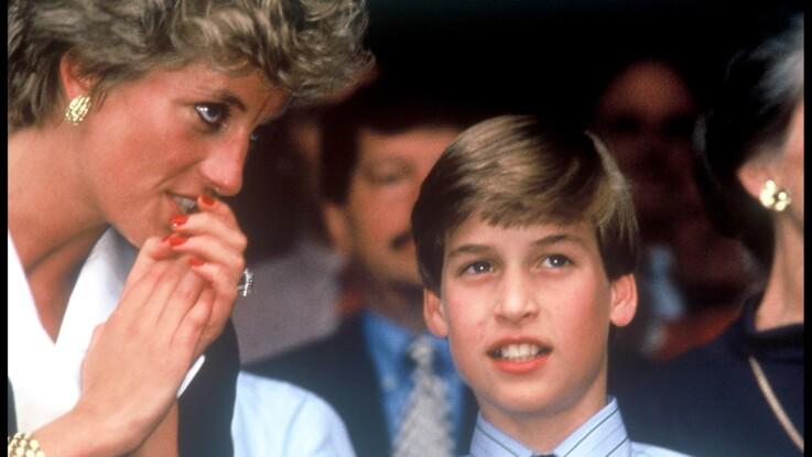Diana : le prince William victime de moqueries après la publication des photos topless de sa mère