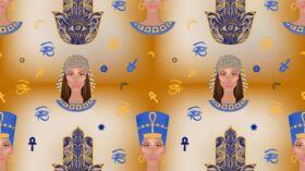 Comment Utiliser Un Pendule Divinatoire Egyptien Femme Actuelle Le Mag
