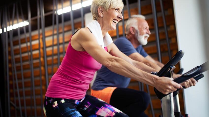 Pédaler pour ralentir Parkinson