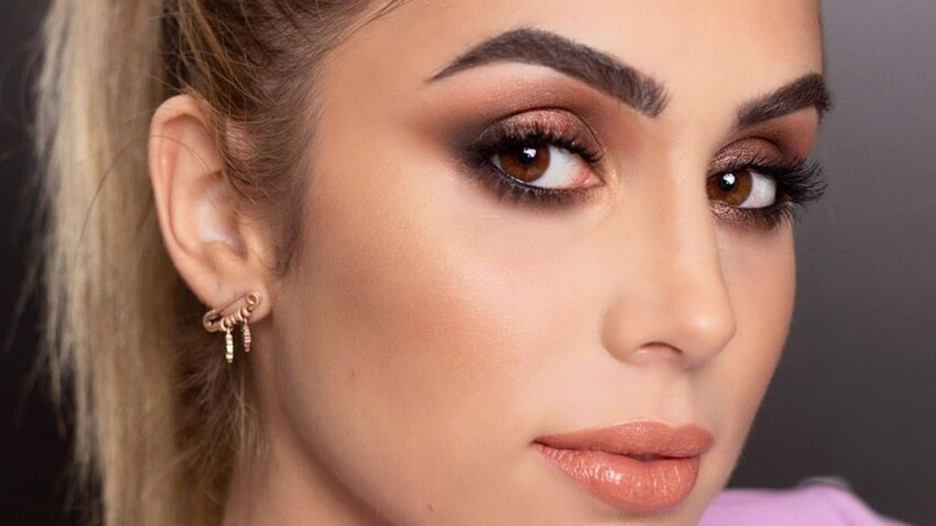 Tuto make-up : le smoky brun, 3 façons de l'adopter