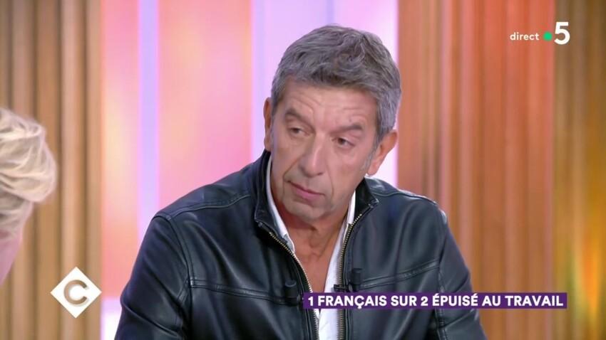 Vidéo - Michel Cymes se confie sur son propre burn-out