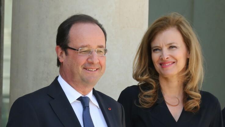 """Valérie Trierweiler dézingue (encore) François Hollande dans un chapitre entier de son nouveau livre, """"On se donne des nouvelles"""""""