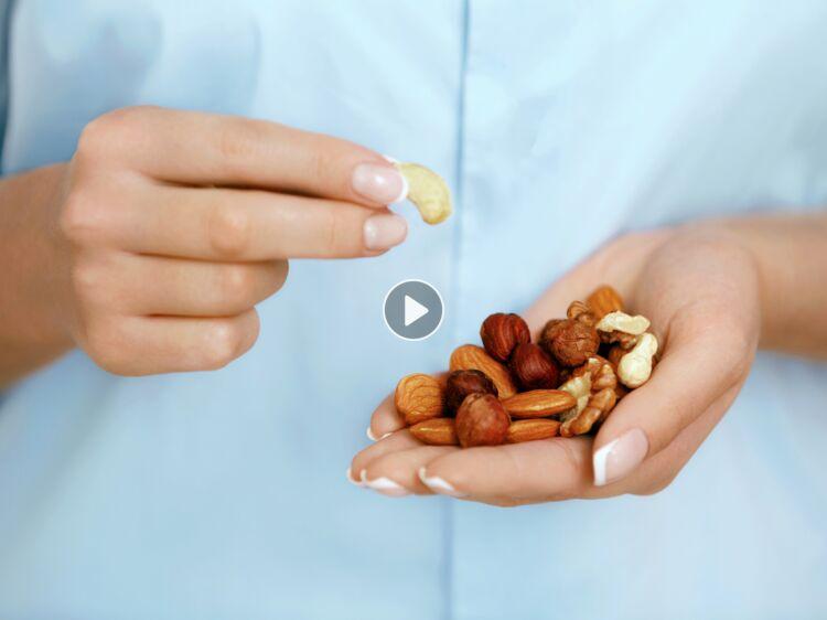 Minceur : 20 encas à moins de 100 calories, pour grignoter sans culpabiliser !
