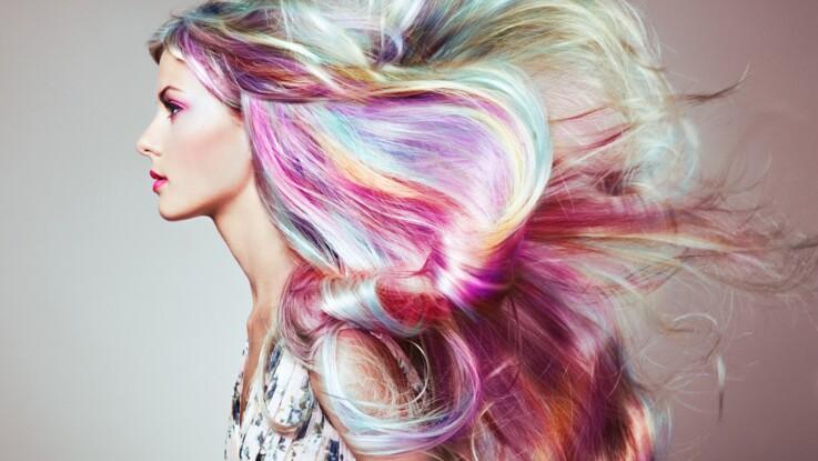 Tendance cheveux, oserez-vous la coloration split hair ?