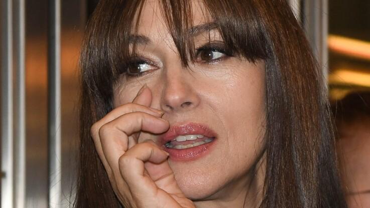 Monica Bellucci adopte l'imprimé préféré des Françaises (et c'est trop beau !)