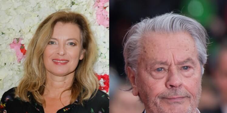 Alain Delon : Valérie Trierweiler se confie sans tabou sur sa relation avec l'acteur
