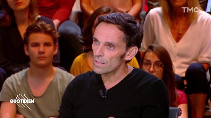 """""""Mon grand frère était un véritable bourreau"""" : les nouvelles déclarations chocs du frère de Yann Moix dans """"Quotidien""""."""