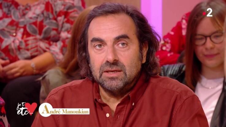 Vidéo - André Manoukian : il révèle le nom de la personnalité qui a brisé son coeur
