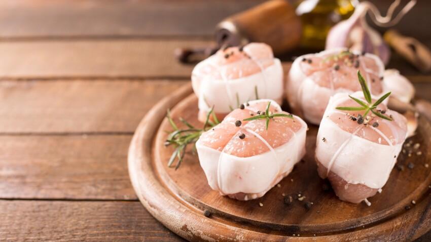 Comment réussir la cuisson des paupiettes de porc ?