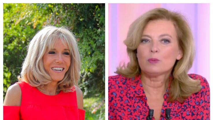 """Vidéo - Les confidences de Brigitte Macron à Valérie Trierweiler : """"Sans Emmanuel, je ne tiendrais pas..."""""""