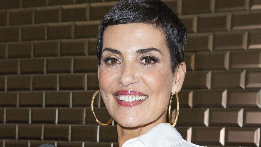 Cristina Cordula : lunettes de pin-up à paillettes et coiffe des plus originales, elle détonne encore une fois (trop forte !)