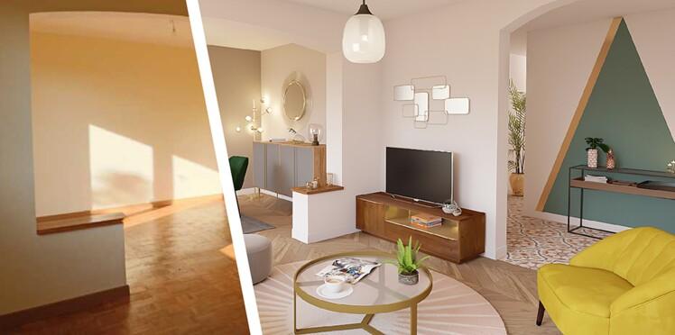Maison: un décorateur nouvelle génération